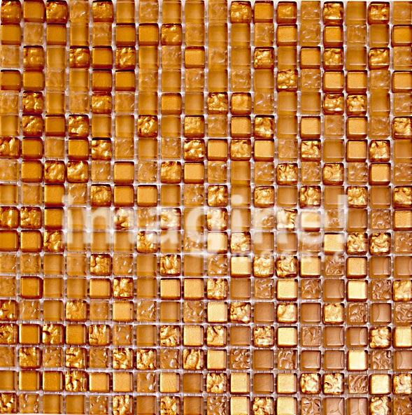 Мозаика золотая Китай