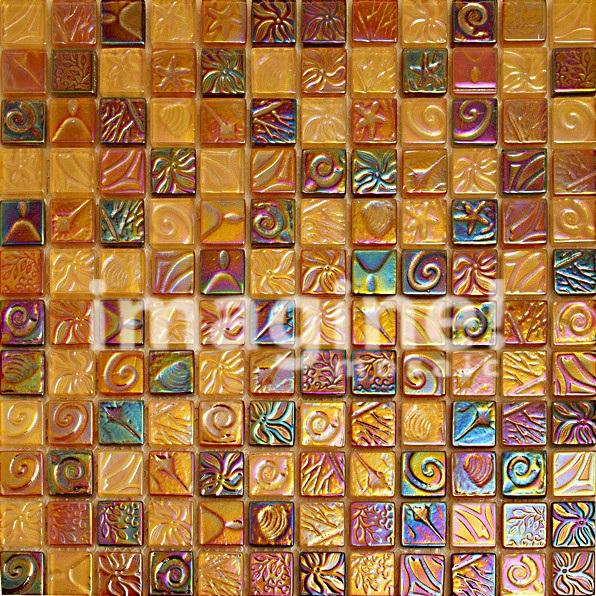 Разноцветная мозаика