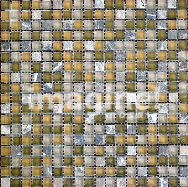 Прочная мозаика из мрамора на сетке: лучший выбор для косметического ремонта