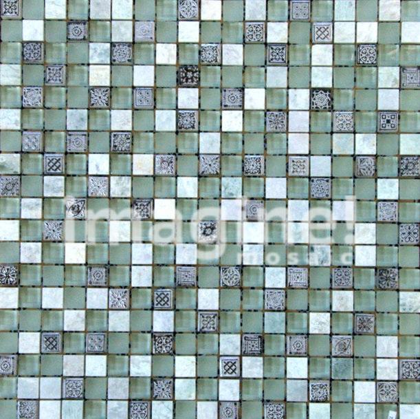 Качественная каменная мозаика в г. Ижевск: простой и красивый способ отделки