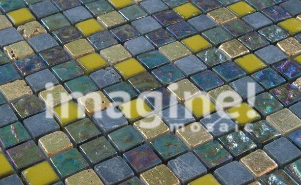 Прочная каменная мозаика в Уфе для кухни и ванной