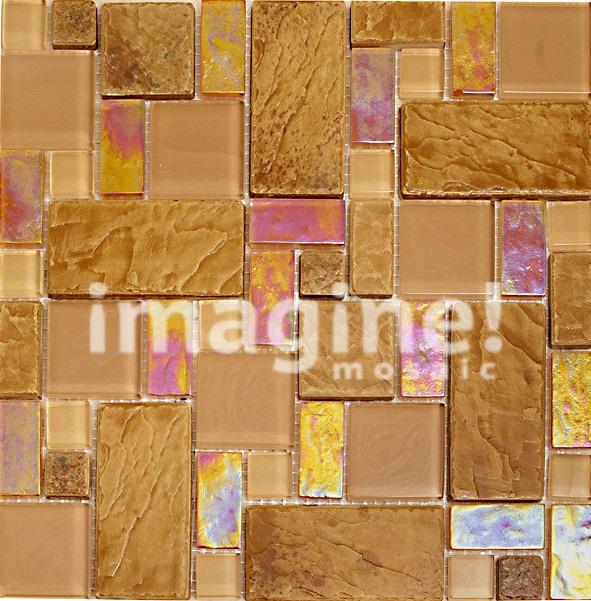 Керамическая мозаика Китай