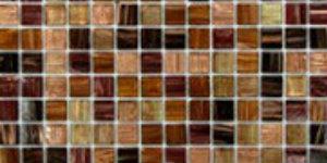 Плитка мозаика на сетке для кухни